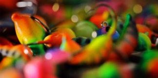 Цвет мормышек