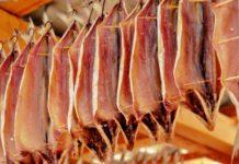Рыба вяленая - рецепты