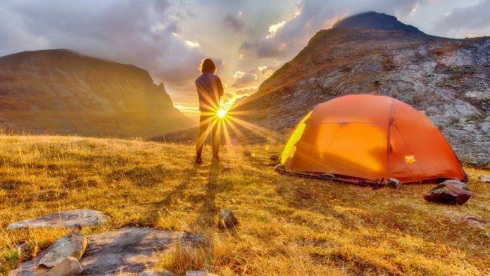 Выбираем палатку правильно