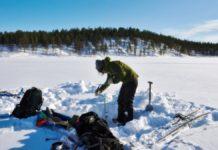 Зимняя рыбалка - подготовка
