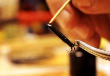Изготовление мормышек-спичек