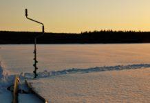 Что необходимо для зимней рыбалки для начинающих