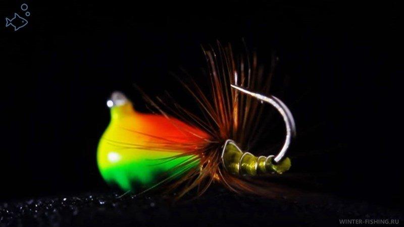 Мормышки на окуня для зимней рыбалки