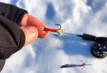 Догонялка - зимняя оснастка на судака и щуку