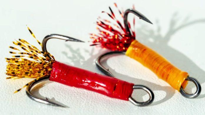 Догонялка - оснастка для зимней рыбалки