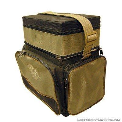 зимний рыболовный ящик-сумка