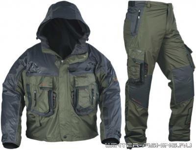 современная одежда рыбака