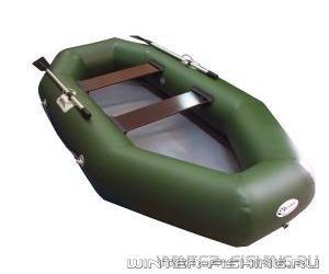 надувная лодка из ПВХ «СТРИМ-2»